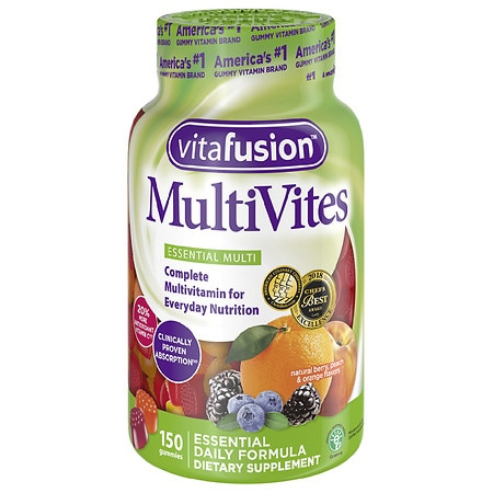 Vitafusion Multi-vite, Gummy Vitamins For Adults, 150