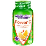 Vitafusion Power C, Immune Support, Adult Vitamins, Gummies Absolutely Orange