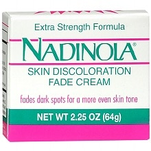 Skin Discoloration Fade Cream Extra Strength Formula
