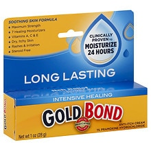 Gold Bond Intensive Healing Skin Cream Unscented