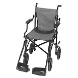 Folding Lightweight Transport Chair