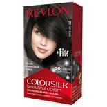 Revlon Beautiful Color Permanent Hair Color Soft Black 11