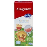 Colgate Children's My First, Toddler, Floride Free Toothpaste Mild Fruit