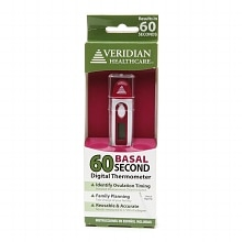 Veridian Healthcare Basal Digital Thermometer
