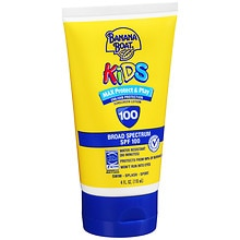 Banana Boat Kids Broad Spectrum Sunscreen Lotion, SPF 100 SPF 100