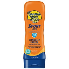 Banana Boat Sport Performance Broad Spectrum Sunscreen Lotion, SPF 30