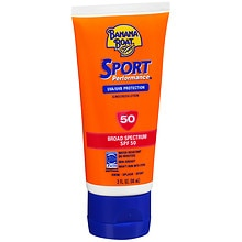 Banana Boat Sport Performance Broad Spectrum Sunscreen Lotion, SPF 50