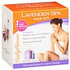 Sally Hansen Spa Body Wax Hair Removal Kit Lavender