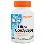 Doctor's Best Ultra Cordyceps, Veggie Caps