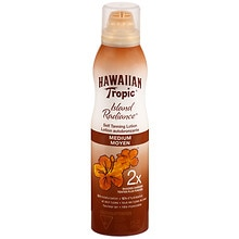 Hawaiian Tropic Island Radiance Self Tanning Lotion Medium Dark
