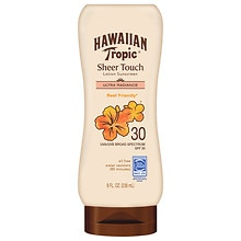 Hawaiian Tropic Sheer Touch Sunscreen Lotion, SPF 30