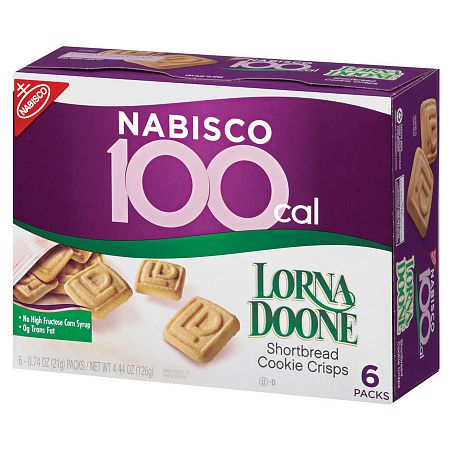 Nabisco 100 Calorie Packs Lorna Doone