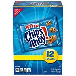 Nabisco Cookie Snack Pack Mini Chips Ahoy