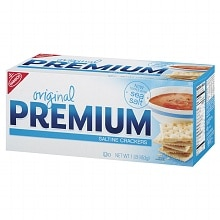 Nabisco Premium Saltine Crackers Original | Walgreens