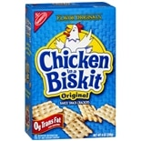 Nabisco Chicken in a Biskit Baked Snack Crackers