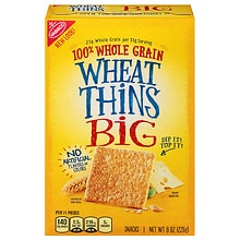 Nabisco Wheat Thins Crackers Big