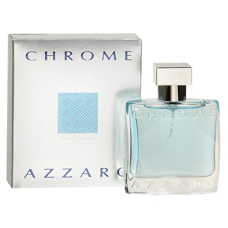 Azzaro Chrome Chrome Eau de Toilette Spray