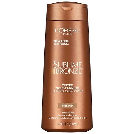 L'Oreal Body Expertise Sublime Bronze Luminous Self-Tanning Lotion by L'Oreal Paris Sublime