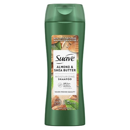 Suave Moisturizing Shampoo Almond and Shea Butter