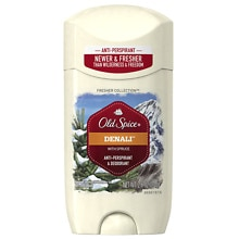 Old Spice Fresh Collection Antiperspirant & Deodorant Invisible Solid Denali