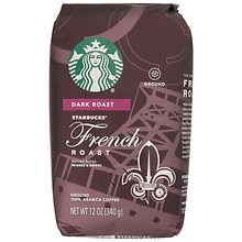 Starbucks Coffee French Dark Roast Ground Coffee
