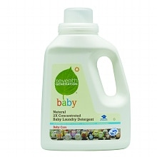Natural 2X Concentrated Liquid Laundry Detergent, 33 Loads Baby