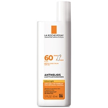 La Roche-Posay Anthelios Anthelios 60 Ultra Light Face Sunscreen Fluid SPF 60