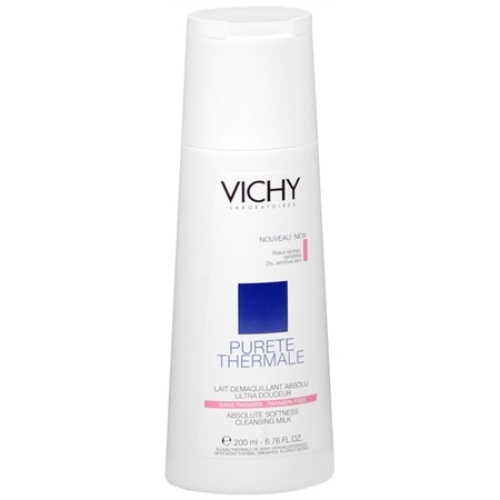 Vichy Laboratoires Purete Thermale Skin Cleansing Milk