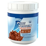 Pure Protein 100% Whey Protein Shake Powder Frosty Chocolate