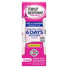 First Response Pregnancy Tests