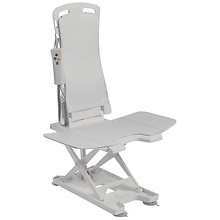 Drive Medical Bellavita Auto Bath Tub Chair Seat Lift Blue
