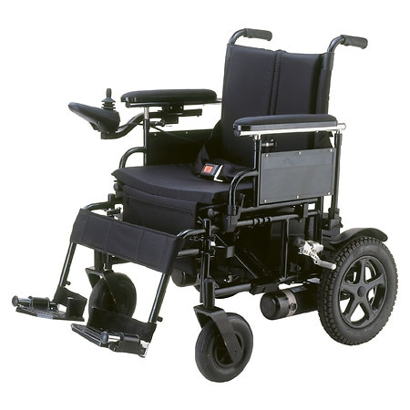 Drive Medical Cirrus Plus Folding Power Wheelchair 18 inch