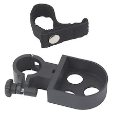 Drive Medical Deluxe Manual Wheelchair Cane/Crutch Holder