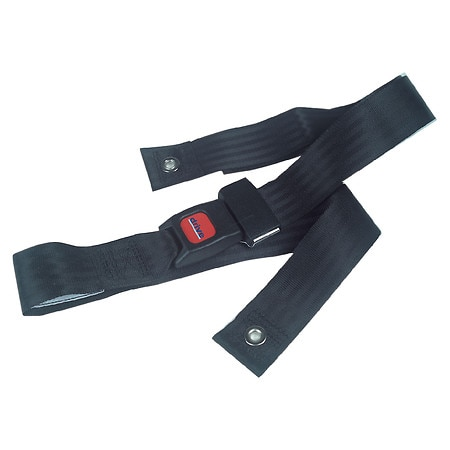 Drive Medical Auto Style Wheelchair Seat Belt 48 Inch
