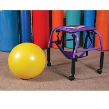 CrawlAbout Rehab Crawl Trainer Small CAB 2000, Purple