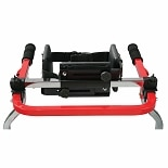 Wenzelite Rehab Positioning Bar for Posterior Safety Roller Pediatric CE 1053