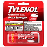 TYLENOL Extra Strength Pain Reliever & Fever Reducer Caplets