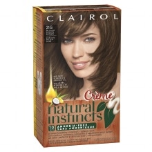 Non-Permanent Haircolor, Medium Golden Brown 21G