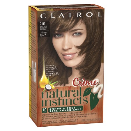 Clairol Natural Instincts Rich Color Non-Permanent Hair Color