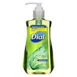 Dial Antibacterial Hand Soap with Moisturizing Aloe