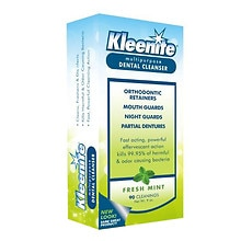 Kleenite Multipurpose Dental Cleaning Formula Fresh mint