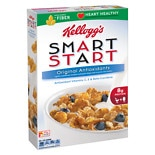 Kellogg's Smart Start Multigrain Cereal Original Antioxidants