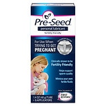 Pre-Seed Fertility-Friendly Personal Lubricant