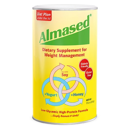 Almased Synergy Diet Powder Health Fitness Skin Care Beauty Supply Deals