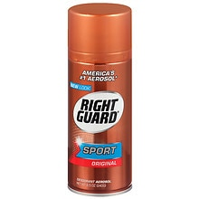 Right Guard Sport Deodorant Aerosol Original