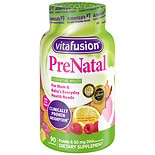 Vitafusion PreNatal Adult Dietary Supplement Gummies Assorted Flavors