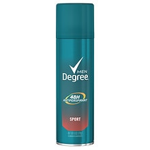 Men Antiperspirant & Deodorant Aerosol Spray Sport, Sport