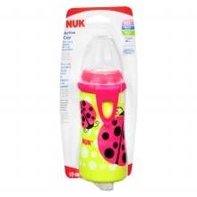 NUK Active Cup with Silicone Spout, 10 oz.