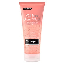 Oil-Free Acne Wash Foaming ScrubPink Grapefruit