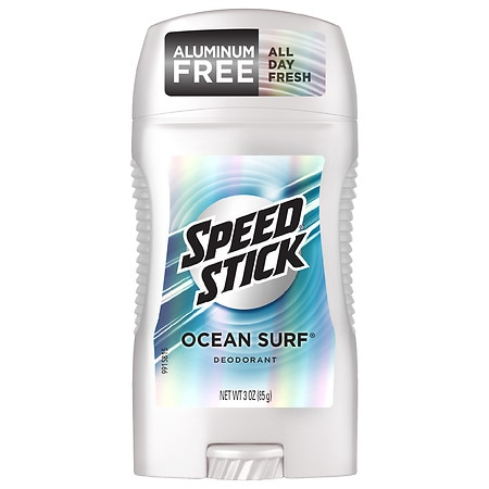 Speed Stick by Mennen Deodorant Solid Ocean Surf